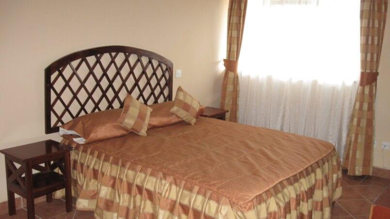 YWCA Parkview Suites Bedroom Area
