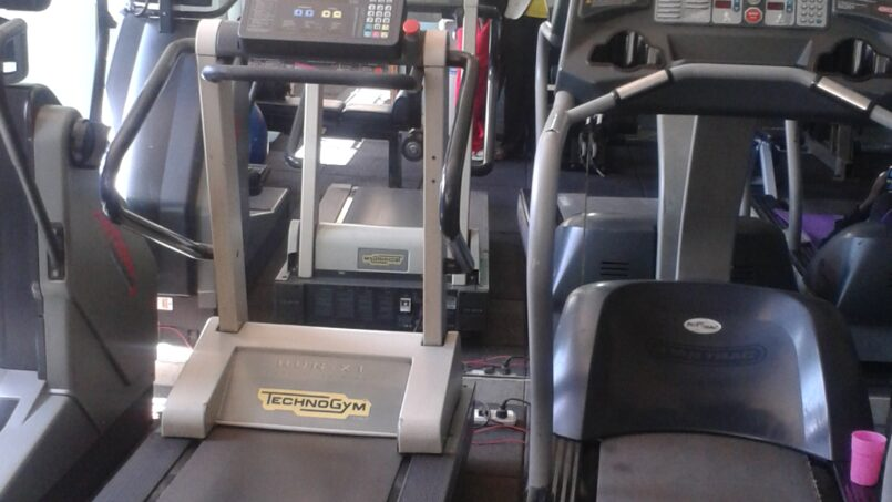 YWCA Parkview Suites Fitness centre1