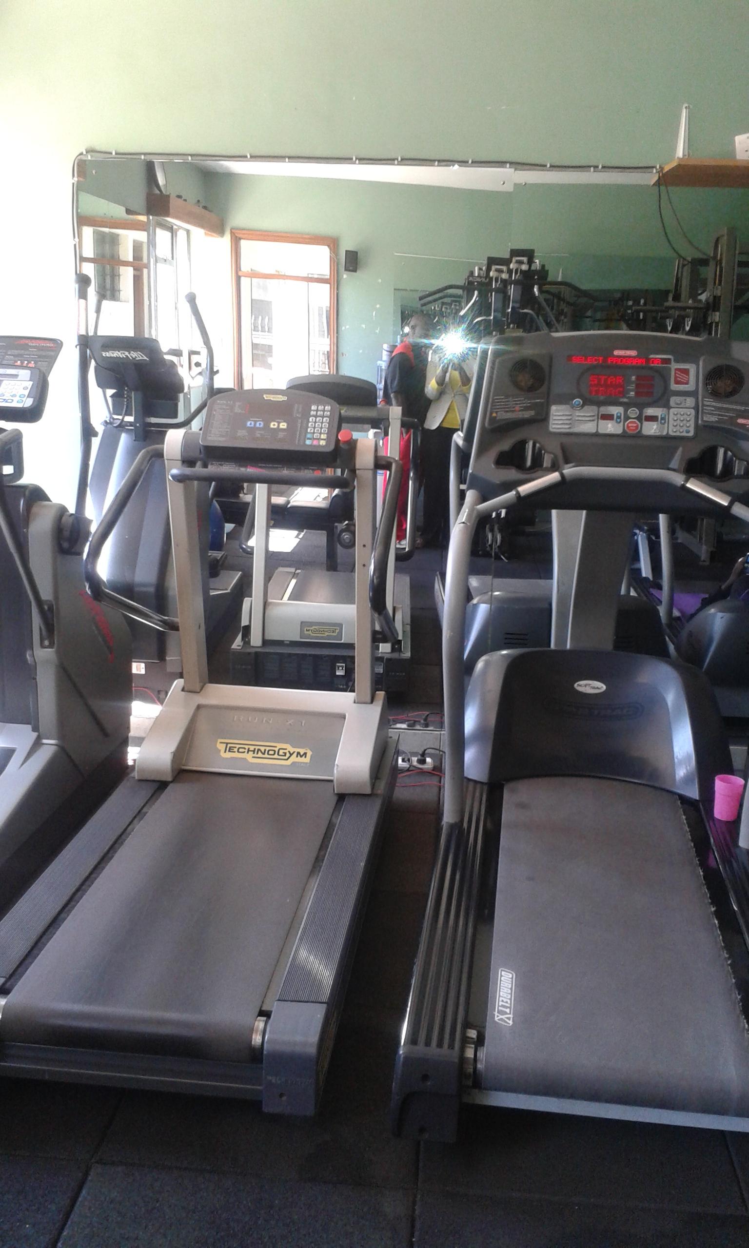 Fitness centre1