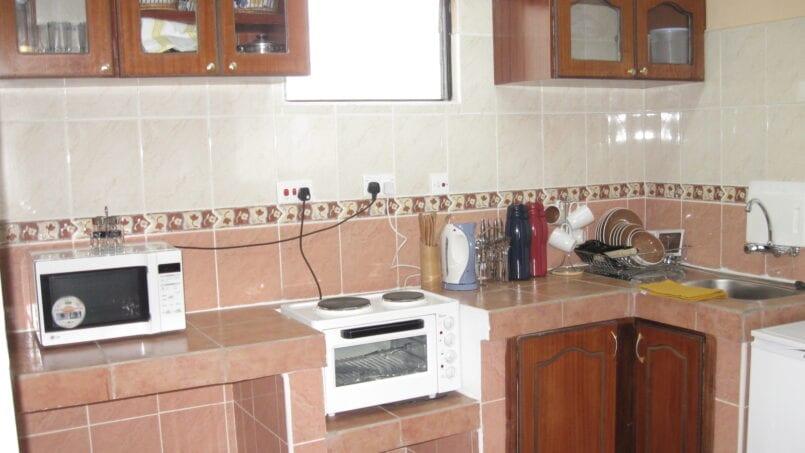 YWCA Parkview Suites Nairobi Kitchennette