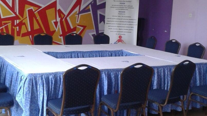 YWCA Parkview Suites Nairobi Meeting Room1
