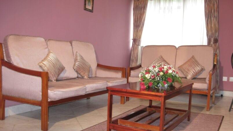 YWCA Parkview Suites Sitting Area