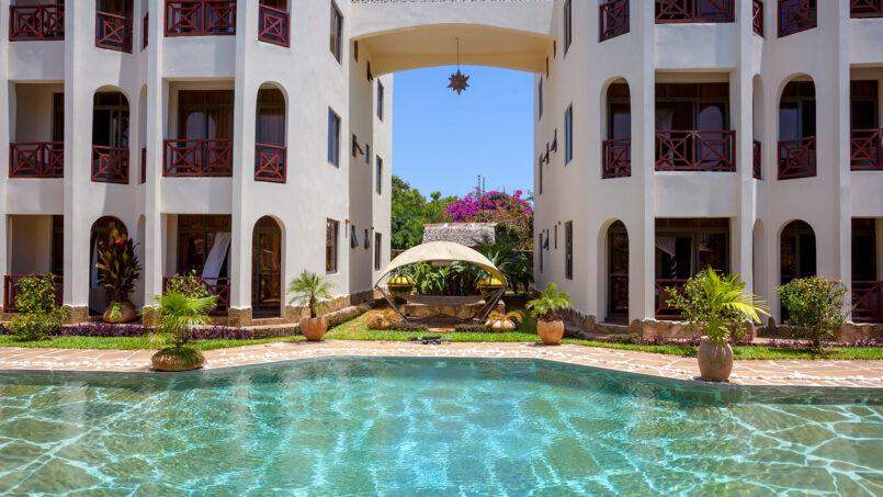 Amani Luxury Apartments Diani Beach Kenya