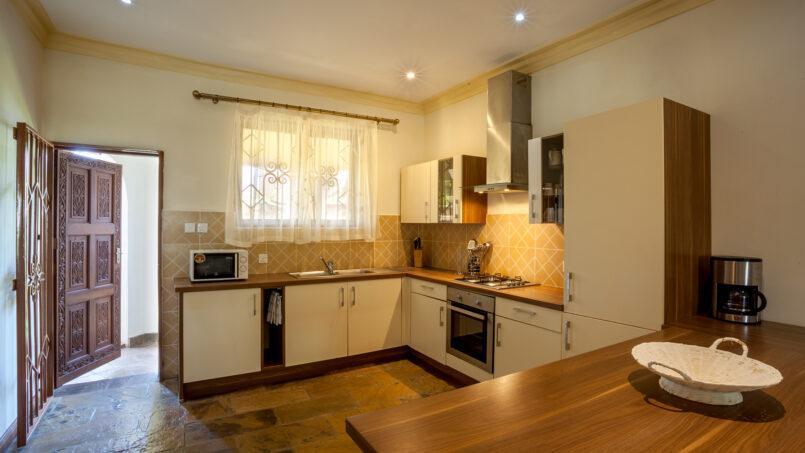 Amani Luxury Apartments Diani Beach kitchen