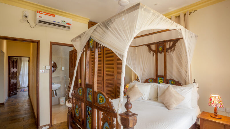 Amani Luxury Apartments Diani bedroom