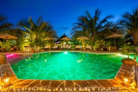 Amani Luxury Apartments, Diani Pool View