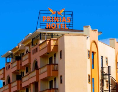 Prinias Hotel, Kisumu (Superior Room)