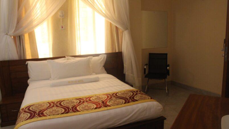 Prinias Hotel Kisumu Superior Room