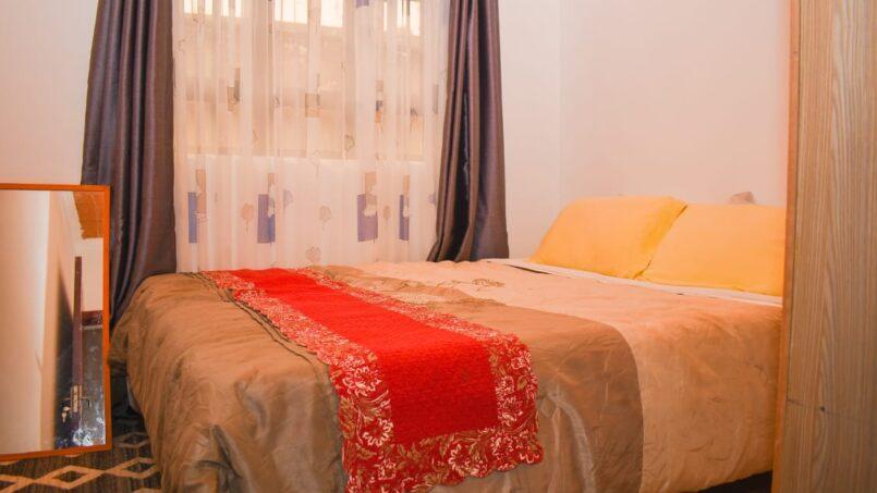 Zippy's Homestay bedroom