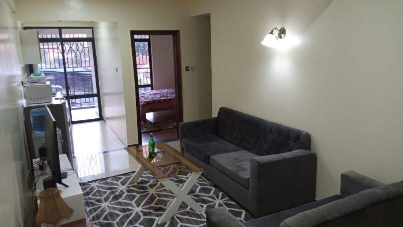 Mini Palace Living room