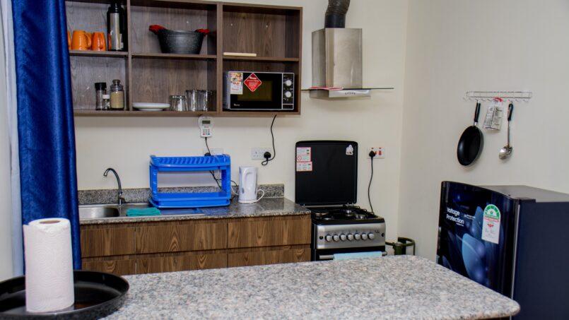 Sanayz Villa Kitchen