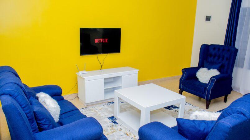 Sanayz Villa Living Room