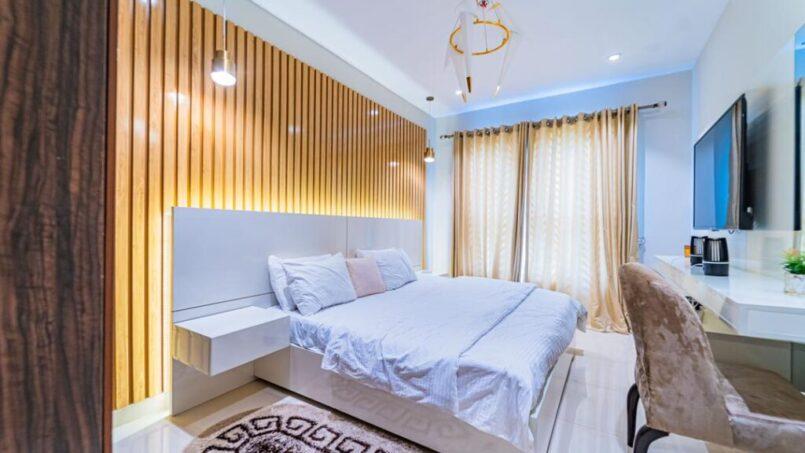 Signet Apartment bedroom